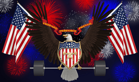 July 4th - Freedom WOD