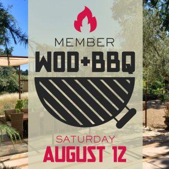 Members Appreciation WOD & BBQ