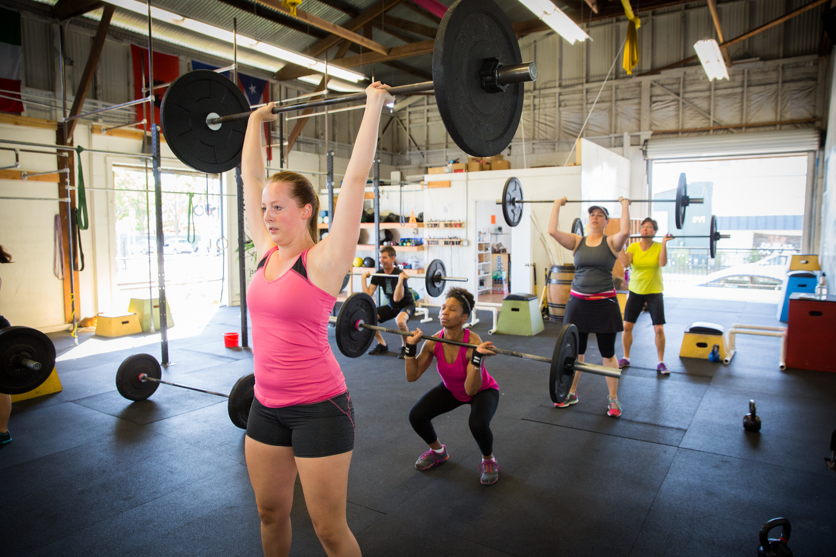 Wine Country Crossfit Looking For Weight Loss Try Crossfit