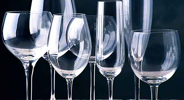 which wine glass