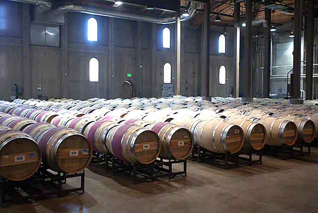 100 year old wineries in the Napa Valley