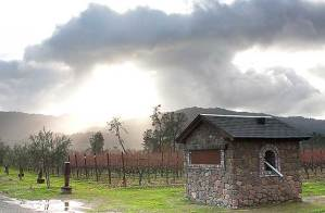 december weather wine country