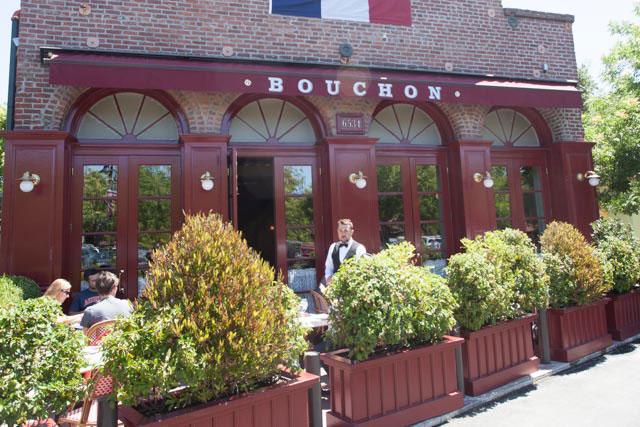 Bouchon - another Thomas Keller restaurant
