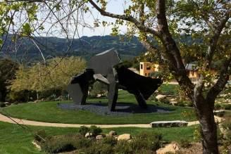 Seven Stones Sculpture