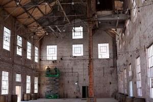 old sugar mill renovation