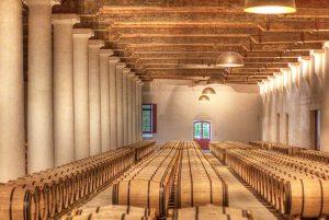 barrel room margaux