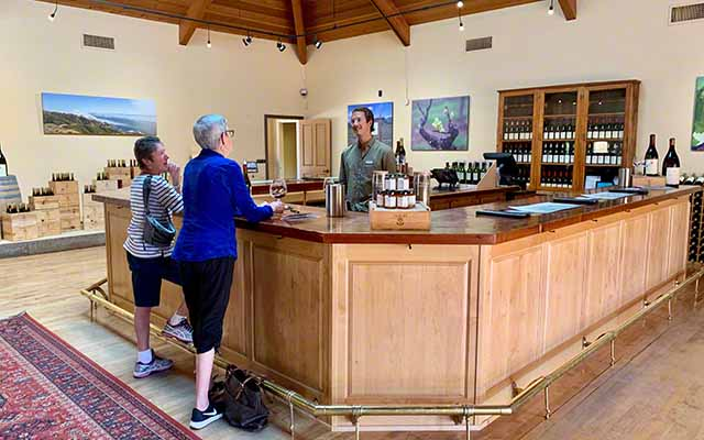Carmel Valley wine trail
