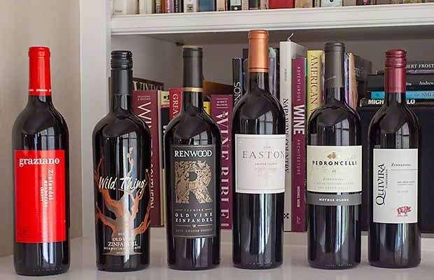 Zinfandel wines under $20