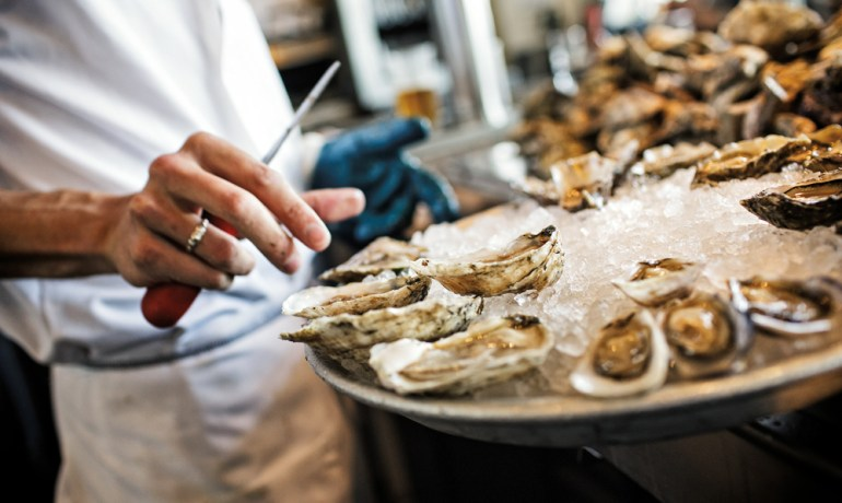 Oysters 'R' Always in Season