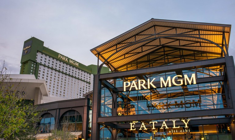 Eataly Las Vegas is now open at Park MGM