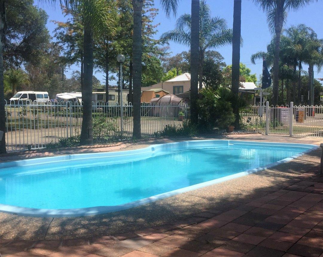 Wine Country Tourist Park Pool