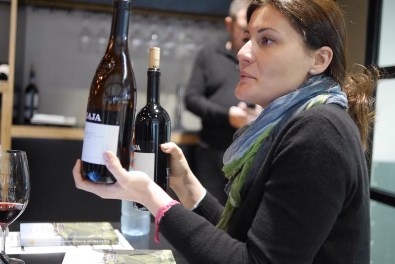 Gaia Gaja sharing her passion of Barbaresco for Wine Decoded by Paul Kaan
