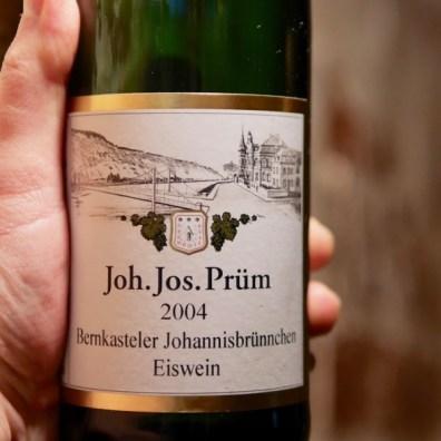 JJ Prüm Bernkastler Johannisbrücchen Eiswein 2004