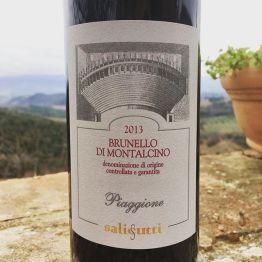Salicutti Brunello di Montalcino Piaggione 2013