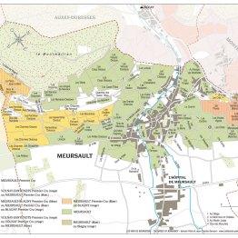 Mersault Map
