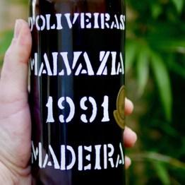 Pereira D'Oliveiras Madeira Malvazia 1991 by Paul Kaan for Wine Decoded