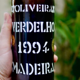 Pereira D'Oliveiras Madeira Verdelho 1994 by Paul Kaan for Wine Decoded