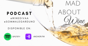 Mad About Wine Podcast disponible en Spotify