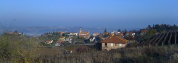 Treiso, one of the towns of the Barbaresco appellation and home to Ca' del Baio.