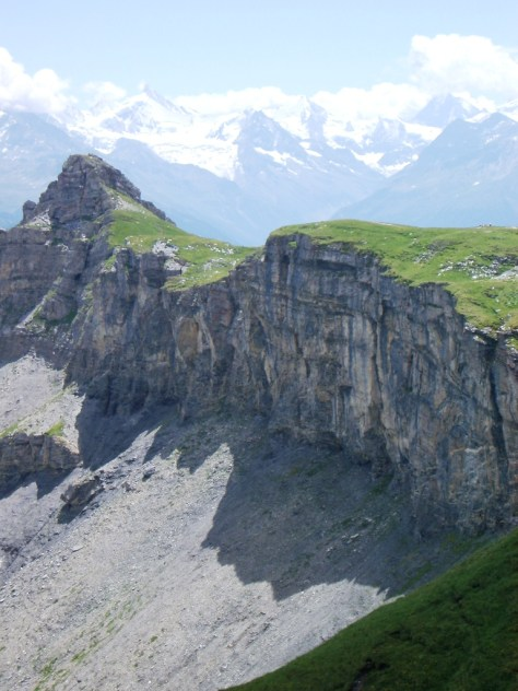 Les Faverges in Crans-Montana, Valais, CH.
