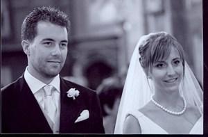 Carlo Deltetto and Paola Grasso