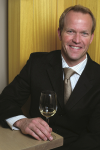 Master Sommelier Sean Razee, Beverage Director, Vail Resorts Mountain Dining. Photo credit: Vail Resorts