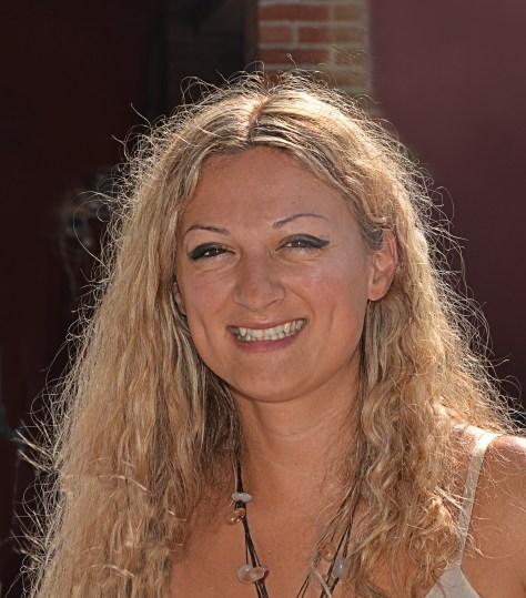 Lucrezia Monchiero, mother of Lucia and Luigi. Photo Credit - Elisabetta Vacchetto