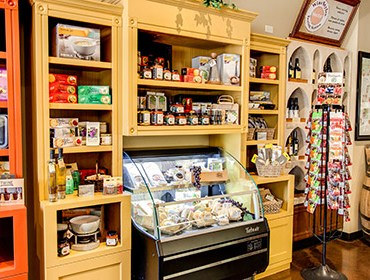 cheese station image
