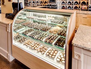 chocolate station image