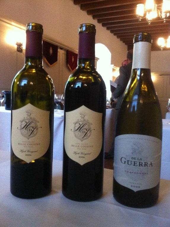 HV bottles