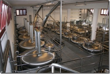 gravity fed fermenters