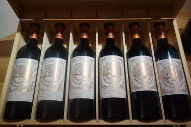 Pichon Baron vintages