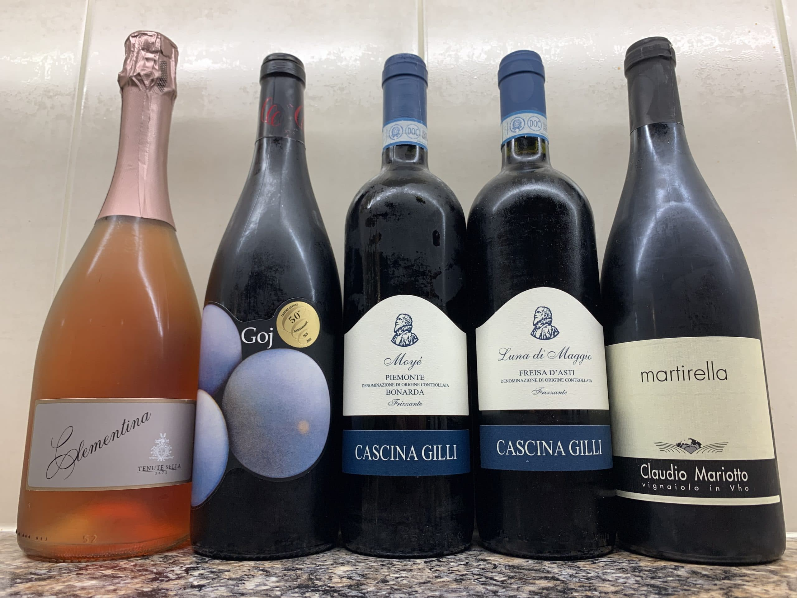 Tank method wines: all the dry, normal alcohol wines