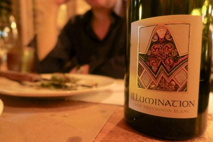 Breathing In My Ugly – Drinking Illumination Sauvignon Blanc