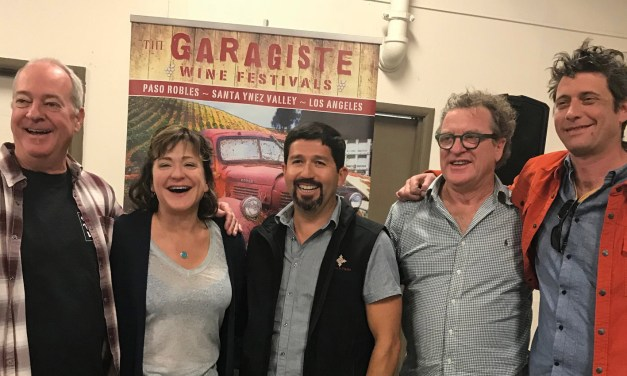 The 8th Annual Garagiste Festival in Paso Robles
