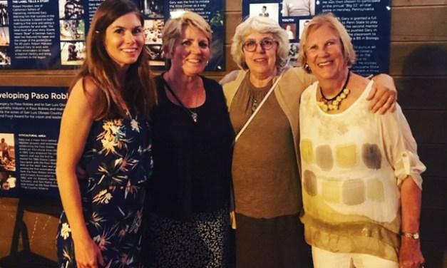 Legacy Gala at Eberle Winery Celebrates 40 Years of Winemaking
