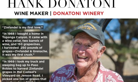 Hank Donatoni and the Art of Zinfandel