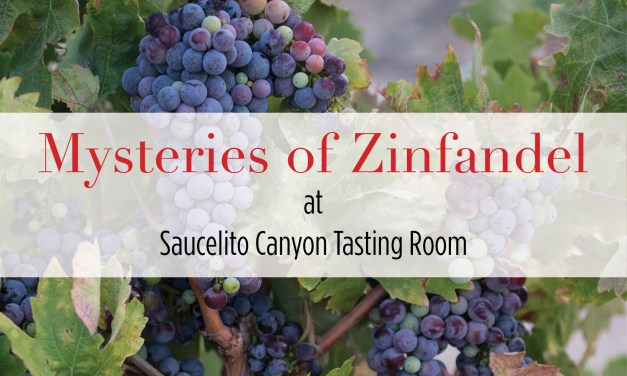 Exhibit at Saucelito Canyon Winery