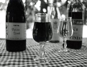 Zuech wines produced at Westlake Village home, 1978