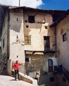 Brez, Italy, small community outside of Bolzano where Meo grew up, circa 1980