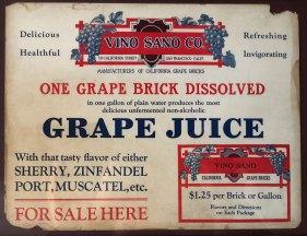Wine Brick Packaging