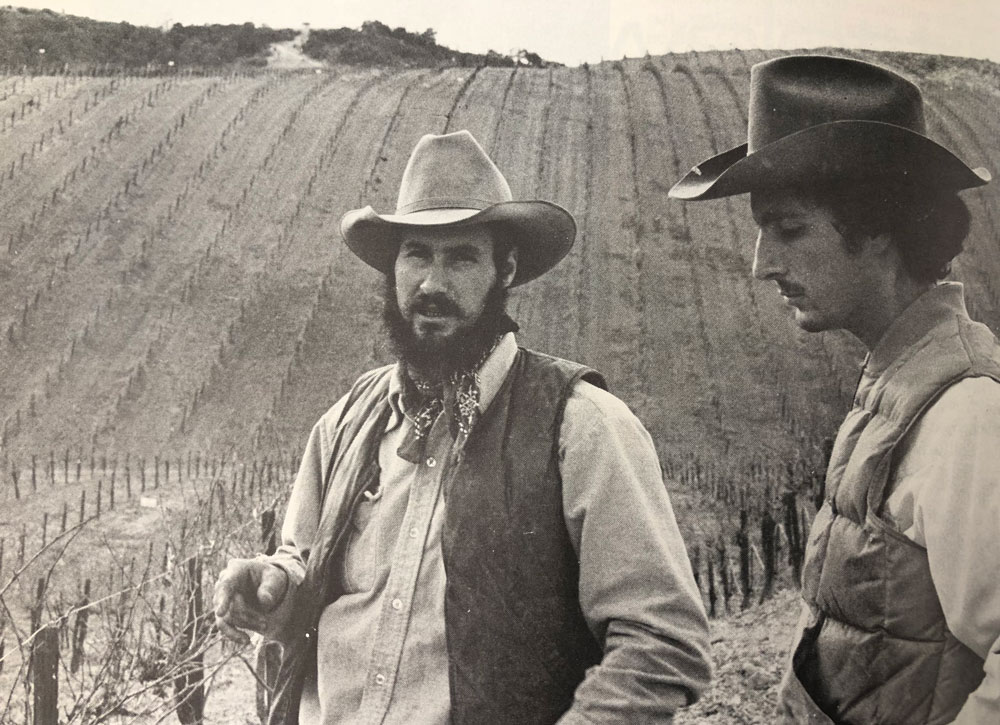 David Hoffman (left) Michael Hoffman (right)