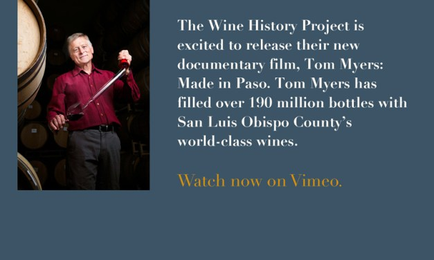 Tom Myers: Made in Paso
