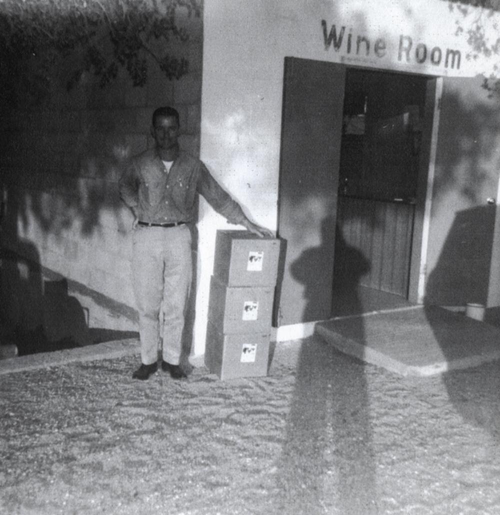 Dusi Wine Room