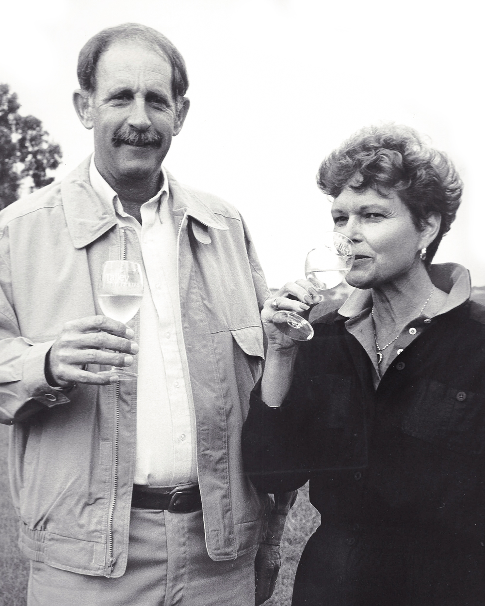 Don and Rosemary Talley