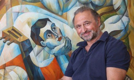 Artists and Winemakers: Yuroz Gevorgian