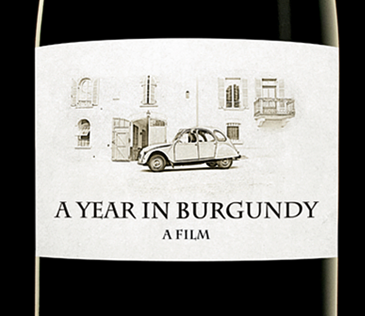A Year in Burgundy