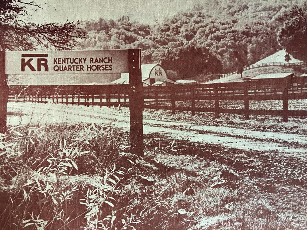 Kentucky Ranch Quarter Horses, 1972