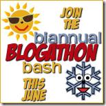 biannual blogathon bash June 2013