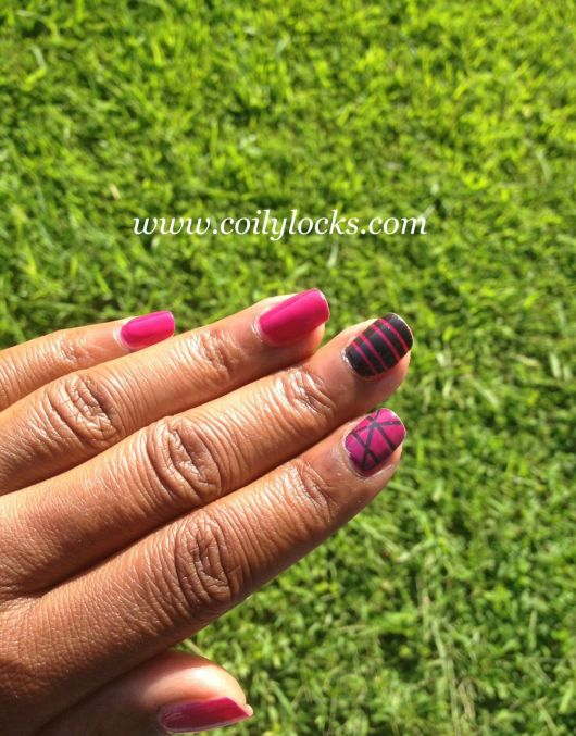 Manicure Monday August Julep It Girl 4
